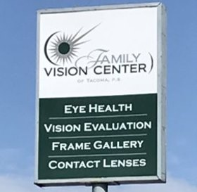 Family Vision Center, Tacoma, WA
